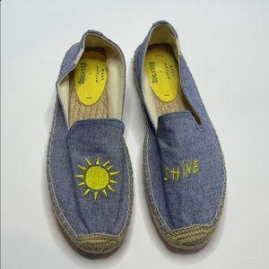 Soludos x Mary Matson Sun Shine Espadrille Flat
